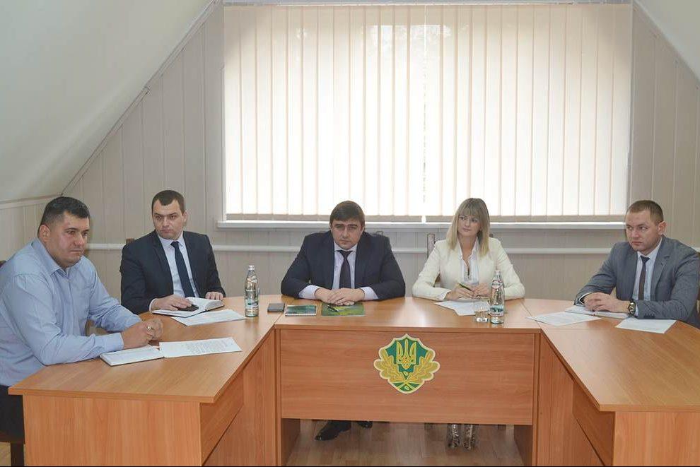 Робоча група з розгляду актуальних питань лісового господарства