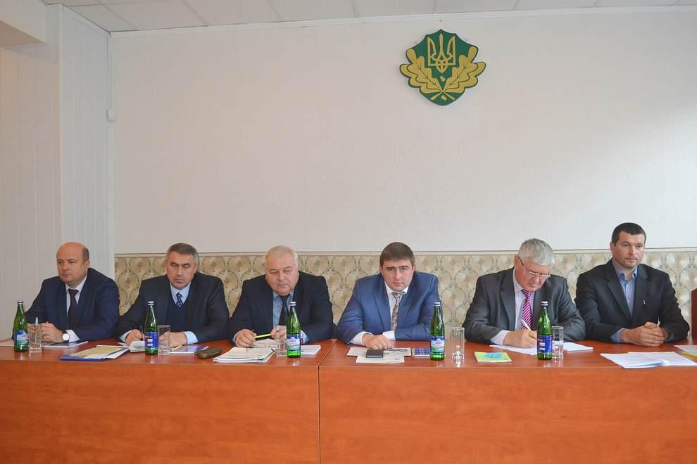 Профспілкова конференція лісівників Черкащини