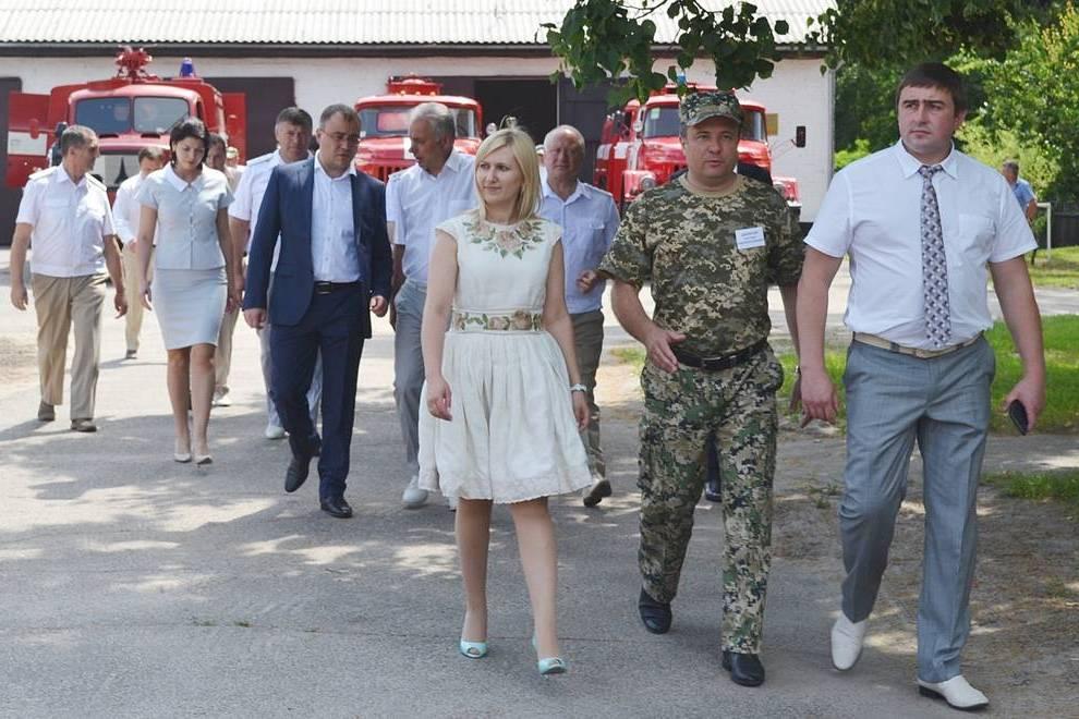 Нарада ДАЛРУ на протипожежну тематику на Черкащині (червень)