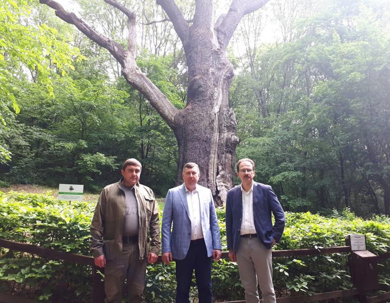 Черкащина. Обговорено питання створення національного природного парку